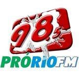 Rádio PRÓ-RIO FM 98.5