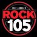 Rock 105 - WRXR-FM Logo