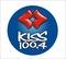 Kiss FM 100.4 Logo