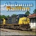 Alabama Rail Fan Live Scanner Feed Logo