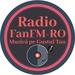 Radio FanFM-RO Logo