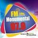 FM Monumental 97.9 Logo