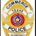 Commerce Police Logo