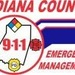 Indiana Borough Police and County Fire Dispatch Logo
