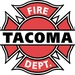 Tacoma Fire and CPFR Logo
