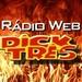 Web Rádio Dick Três Logo
