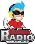 United Misfits Online Radio Logo