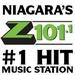 2Day FM 105.1/101.1 - CFLZ-FM Logo