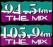 The Mix - WWJM Logo