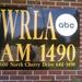 WRLA Radio - WRLA Logo