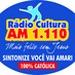 Rádio Cultura 1110 AM Logo