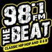 98.1 The Beat - WLOR Logo