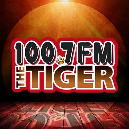 100.7 The Tiger - WTGE