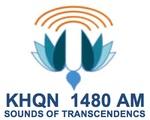 Radio Krishna - KHQN Logo