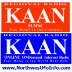 95.5 Regional Radio KAAN - KAAN-FM