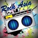 Rock Asia Web Radio Logo