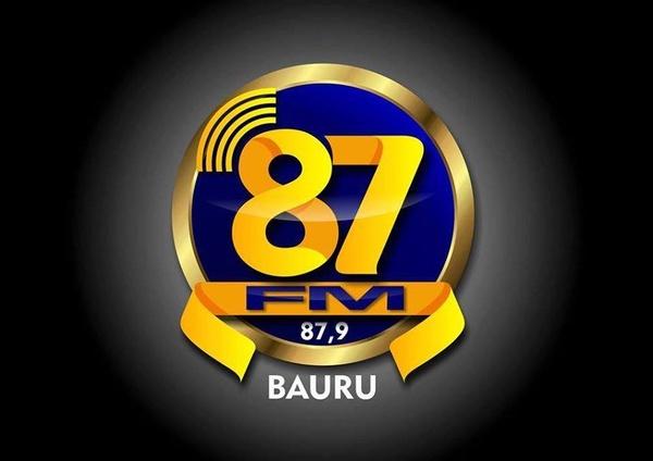 Rádio 87 FM Bauru