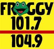 Froggy 104-9 - WFKY