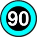 Only90 Logo