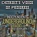 Independent Underground Radio LIVE Logo