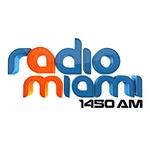 Radio Miami 1450 - WOCN Logo