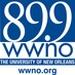 Classical WWNO - WWNO-HD2 Logo