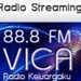 Vica FM Purbalingga Logo