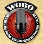 WOBO 88.7 FM - WOBO Logo