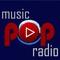 Music Pop Radio Logo