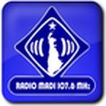 Radio Madi 107.6 Logo