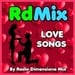 RdMix Love Songs Logo