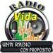 Radio Vida 107.7 Logo