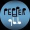 Pepper 96.6 - Electronica Logo