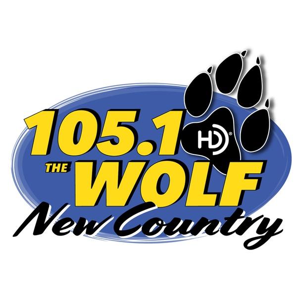 105.1 The Wolf - KAKT