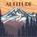 Altitude on Rocky Mountain Radio Logo