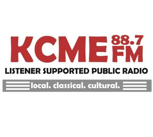 88.7 FM KCME - K208DP