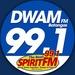 Spirit FM - DWAM Logo