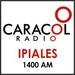 Radio Ipiales Caracol Logo