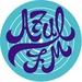 Azul FM 98.4 & 98.6 Logo
