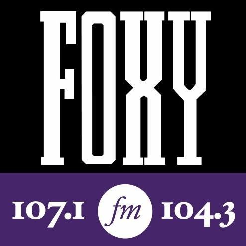 Foxy 107.1/104.3 - WFXC