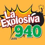 La Explosiva 940 - WCND
