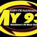 My 93.1 - KHMY Logo