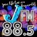 JFM 88.5 - WJIA Logo