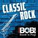 RADIO BOB! - BOBs Classic Rock Logo