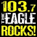 103.7 The Eagle Rocks - KZGL Logo