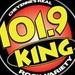 KING FM 101.9 - KIGN Logo
