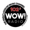102.3 WOW! Radio Logo