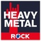 Rock Antenne - Heavy Metal Logo
