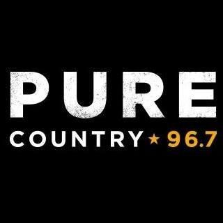 Pure Country 96.7 - CHVR-FM