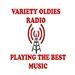 Variety Online Radio - Oldies Station Logo